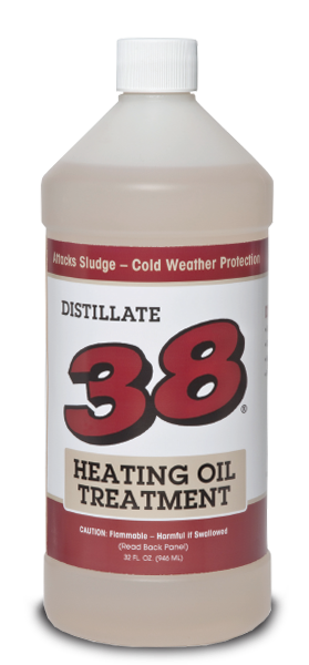 Distillate 38 Heating Oil Treatment