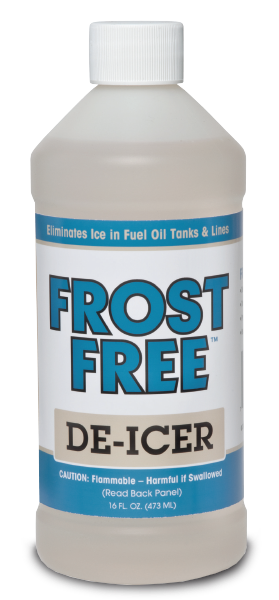 Frost Free De-Icer