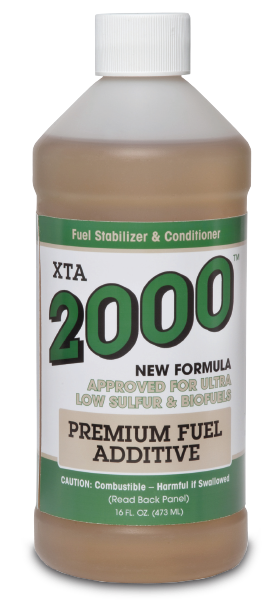 XTA-2000 Premium Fuel Additive